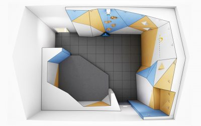 Barcaple Indoor Climbing Wall