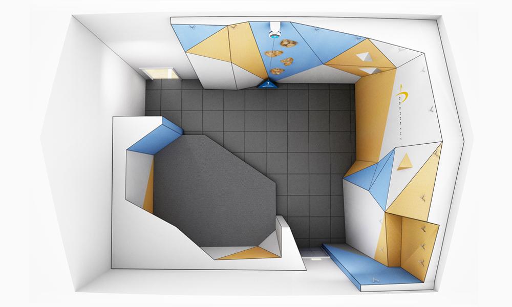 Barcaple Indoor Climbing Wall