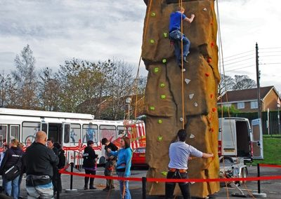 Rockworks Mobile Climbing Walls