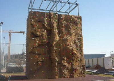 Rockworks Climbing Tower