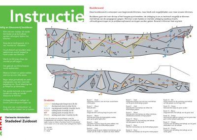 Amsterdam Realform Bouldering Wall