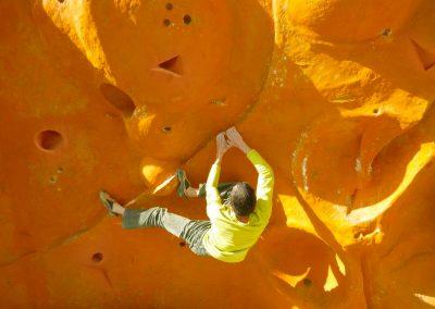 Bouldering Wall – Amsterdam