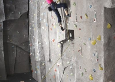 Newburn Leisure Climbing Wall
