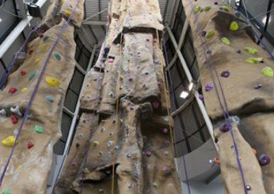 Rotherham Realform Climbing Walls