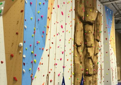 Cheltenham Ladies College Climbing Wall