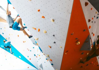 Corby Climbing Centre - Multifaceted Bouldering Walls