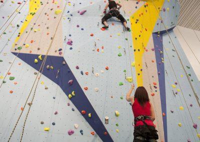 Basildon Sporting Village Climbing Wall