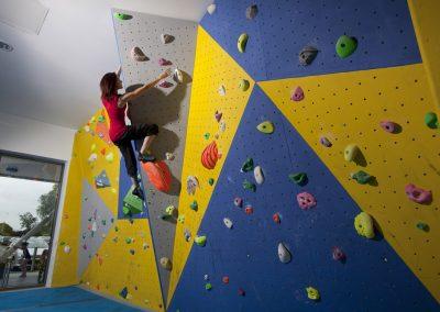 Basildon Sporting Village Bouldering Wall