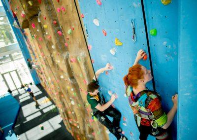 University of Nottingham Climbing Wall