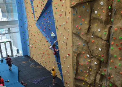 University of Nottingham Climbing Wall