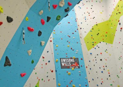 Awesome Walls Dublin Climbing Centre
