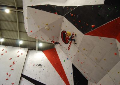 Awesome Walls Sheffield Multifaceted Climbing Wall
