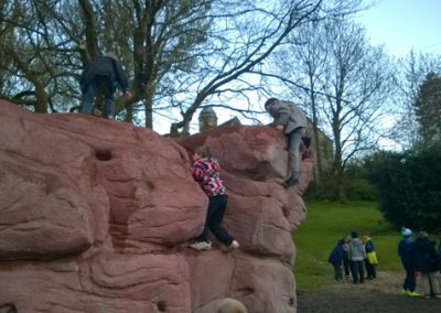 Buchlyvie Stirling Climbing Boulder