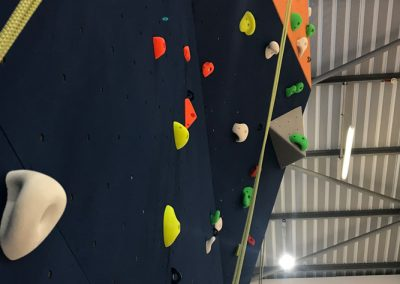 Dene School Climbing Wall