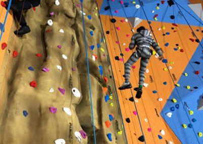 Free at Last Climbing Wall Birmingham