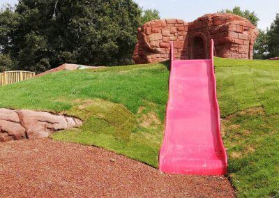 Rufford Park Playground Structure