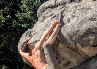 Rockworks Climbing Boulder