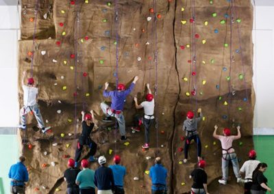 Realform School Climbing Wall