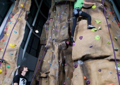 Rotherham Climbing Wall