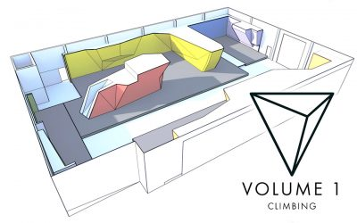 Volume 1 – Climbing and Bouldering Centre