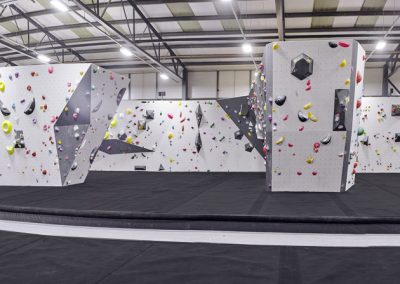 Volume One Bouldering Wall