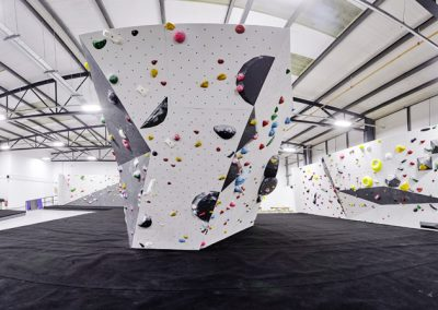 Volume One – Bouldering Centre