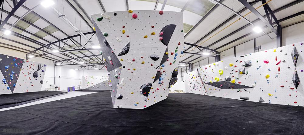 Volume One – Bouldering Centre