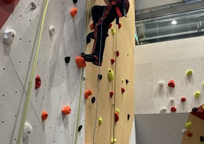 Shiplake College Climbing Wall